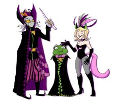 Eridan-Calliope-Roxy by youlootamax
