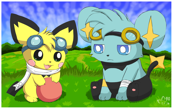 Play game? by pichu90
