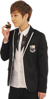 [Render] Xiumin EXO in Ivy Club #30 by jangkarin