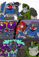 TFP: Break Down's Origin by xero87