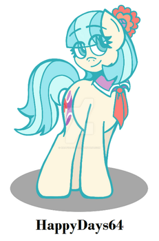 100 Day Project: Day 82, Coco Pommel by HappyDays64