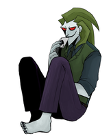 TB Joker 8 by spidergarden666