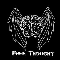 Free Thought Black by Betolaza