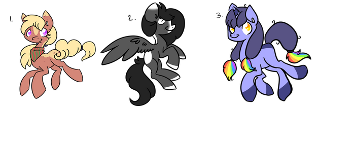 MLP Offer to Adopts by ThePotato-Queen