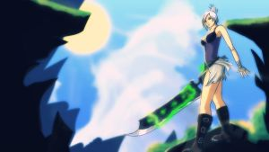 ::LoL:: Riven The Exile by Neiths