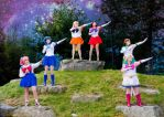 Sailor Moon: Cosmic Dab by StarMintsCosplay