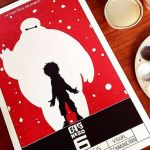 VC PLate: 'Emphasis by Contrast' Big Hero 6 by Vin2DaBimb
