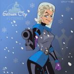 05 of 05 - Ms Freeze by RickCelis