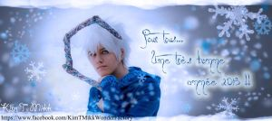 Jack Frost happy new year by Kim-T-Mikk