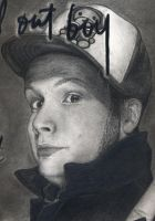 Patrick Stump Close-up by ChemicalsSavedMe