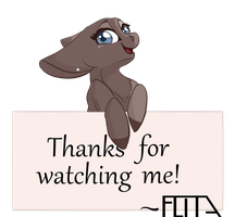 Thanks For Watching! by Flita