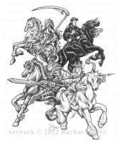 Tremorworks: Four Horsemen by rachaelm5