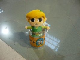 PH Link in a milk bottle by Dialirvi