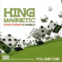CD Cover - King Magnetic by PhillipQHudson