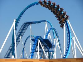Gatekeeper - Cedar Point Ohio USA by Phi1997