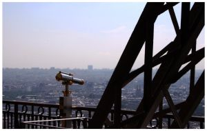 Eiffel Tower Viewspot by teuphil