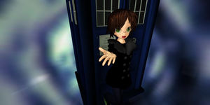 :MMD: Allons-y! by TeapotTritium