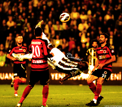 Moussa SOW - Effect by CradRoss