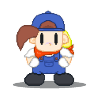 HARVEST MOON GBC2 DAY!! by Blue-Cup