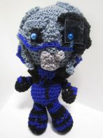 Mass Effect - Garrus Vakarian by Nissie