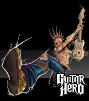 Guitar Hero Tribut by ZacBrito