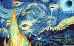 Oh my Gogh, we're under attack! by AlexAvander