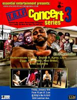 Thank God its Friday concert series by tmarried