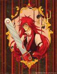 Beautiful Grell by quinkee