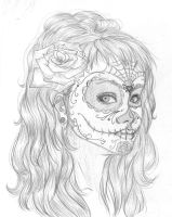 Day of the Dead by reenie4790
