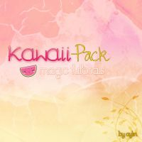 Pack Kawaii by Aylin by TheMagicTutorials