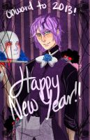 Garry New Year by Jaciopara