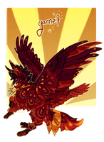 Birthstone Faelidh Auction-Garnet! (CLOSED) by Verlidaine