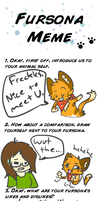 fursona meme by Freckled-Kat
