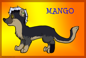 Gifty- Mango by labramazing