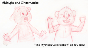 """The Mysterious Invention"" animatic by GuineaPigDan"