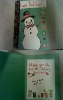 Holiday Card Project 2014 by viku123