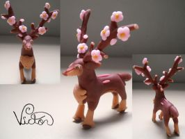 586 Sawsbuck Spring by VictorCustomizer