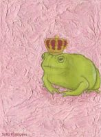 The Frog Prince by sofiaR0DRIGUES