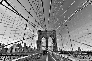 Brooklyn Bridge I - New York by ThomasHabets