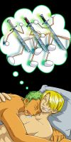 Zoro's dream. by Umitsu