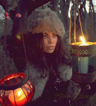Winter Gypsy by AtomicStitches