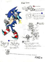 Edge Sonic Concept by ProjectHazoid