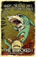 Jabberjaw flyer by markwelser