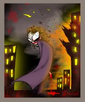TDK: Why so Serious? by VivzMind