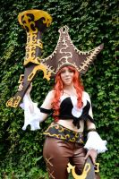 Miss Fortune Cosplay - In the Summoner's Rift by Galuren