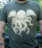Cthulhu mens tee by missmonster