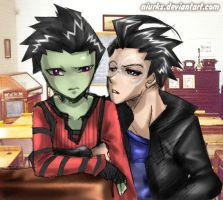 $ Invader Zim: zadr to me by Z-A-D-R