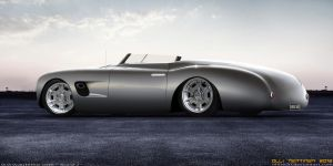 Alfa Romeo 6c Custom by ollite20