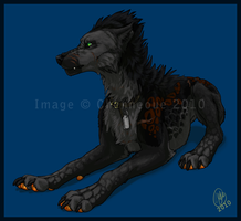 Teppop - Dredge Wolf 2 by chenneoue