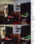 my room + the orbs by christykat722